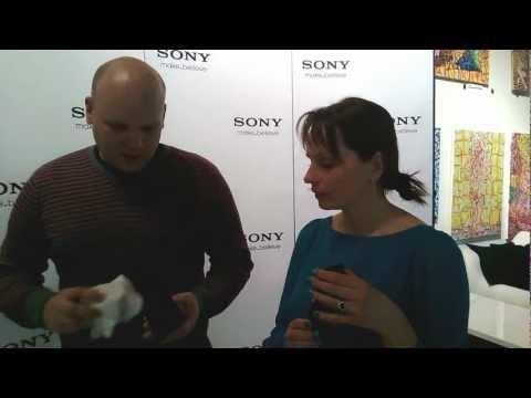 Sony Xperia Z - crash test i topienie