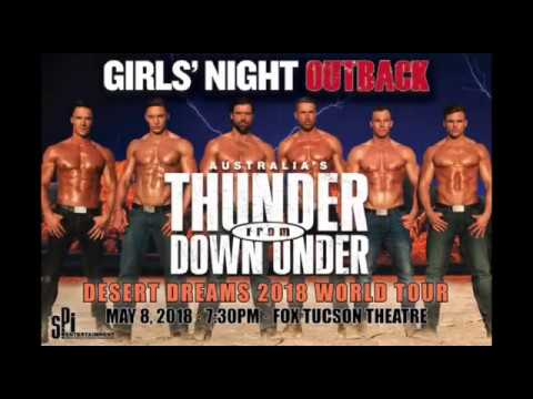 Fox Theatres Presents: Australia's Thunder from Down Under