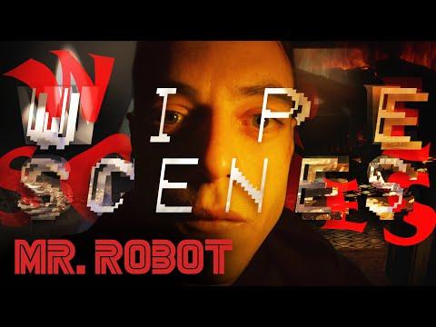 The Wipe Scenes Of Mr Robot | Mr. Robot