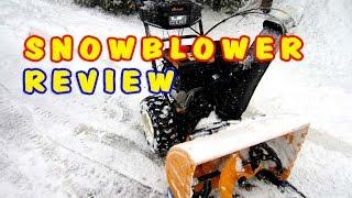 1. SNOWBLOWER REVIEW - Cub Cadet 3 Stage 357cc - 28