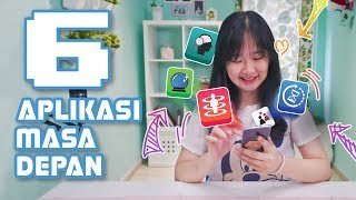 Video 6 APLIKASI TERCANGGIH JAMAN NOW Wkwkwkwk MP3, 3GP, MP4, WEBM, AVI, FLV Februari 2019