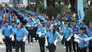 Kỷ lục múa dân vũ (Con cào cào)