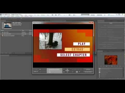 Randomkindl blog for Adobe encore dvd menu templates free download