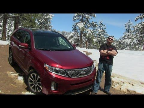 2014 KIA Sorento Muddy Off-Road AWD Review (Part 2)