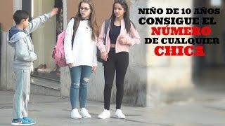 Video ¡NIÑO DE 10 AÑOS CONSIGUE NÚMEROS DE CHICAS GUAPAS! MP3, 3GP, MP4, WEBM, AVI, FLV Maret 2019