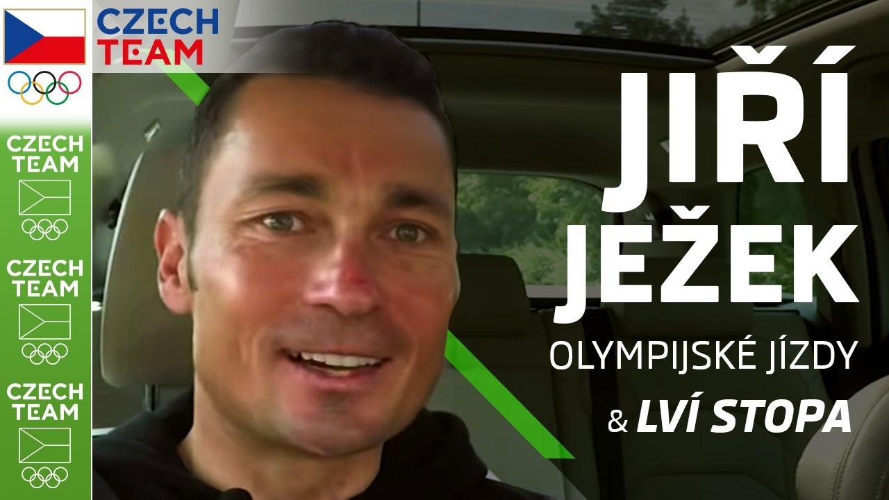 JIŘÍ JEŽEK na Lví stopě | ŠKODA olympijské jízdy