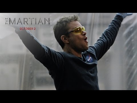 The Martian (TV Spot 'The Greatest Botanist')