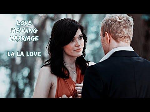 ►Love, wedding, marriage - La la love