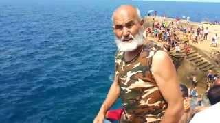 Video L'homme de la mer Cap de l'eau ''Saidia Maroc'' Mashala'h MP3, 3GP, MP4, WEBM, AVI, FLV Maret 2019