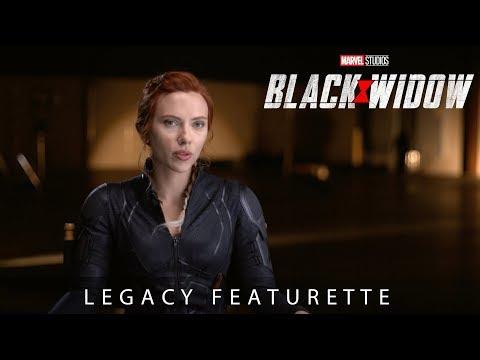 Marvel Studios' Black Widow | Legacy Featurette
