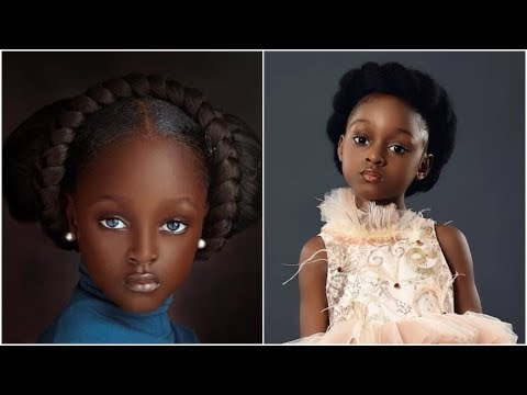 Nigeria's most beautiful girl in the world now an international model