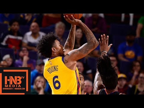 Golden State Warriors vs Phoenix Suns Full Game Highlights / March 17 / 2017-18 NBA Season (видео)