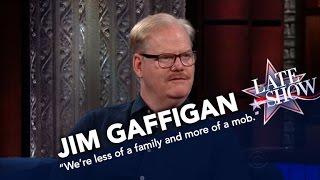Comedian Jim Gaffigan Has Too Many Children