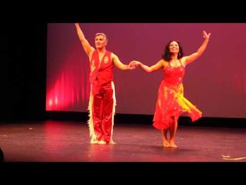 LATIN DANCE AEROBIC 2016