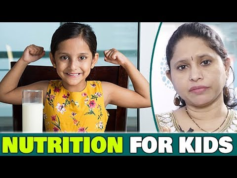 Nutrition in Children  Protein and Fat Requirements for Child