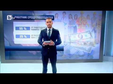 Всеки четвърти българин има работа, за която няма нужната квалификация
