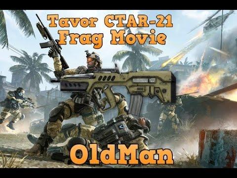 Warface Коронный Tavor CTAR-21 Frag Movie [Oldman]