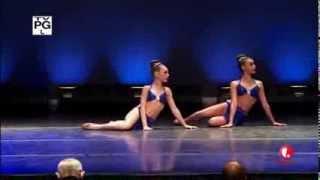 Two Sapphires - Maddie Ziegler & Kalani Hilliker - Full Duet - Dance Moms: Choreographer's Cut