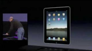 iPad Store YouTube video