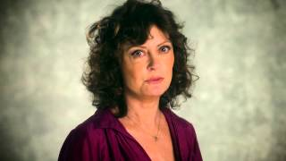 Susan Sarandon In WTA's Strong Is Beautiful Celebrity Campaign