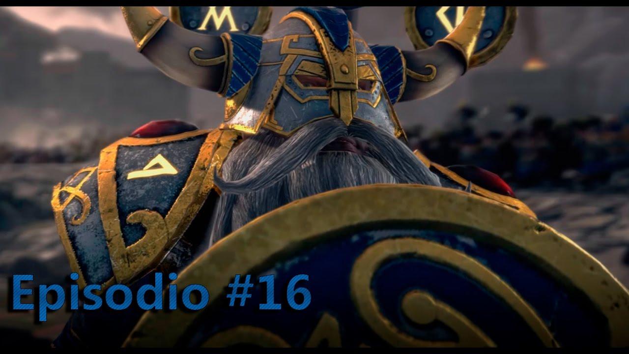 Ver Total War WARHAMMER | CAPITULO 16 | Campaña Clan Angrund en Español Online