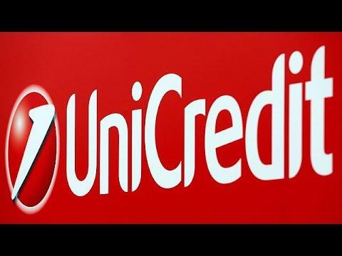 Μεγάλη πτώση στις μετοχές της UniCredit στην πρεμιέρα της ΑΜΚ – economy