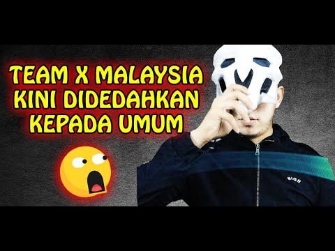 AKHIRNYA PEMAIN TEAM X MALAYSIA DIDEDAHKAN KEPADA UMUM - ANDA JANGAN TERKEJUT
