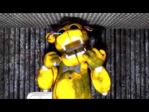 Песня на русском Just Gold из five nights at freddy's - анимация (видео)