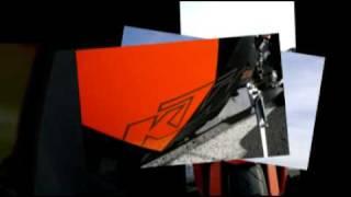 10. 2009 KTM RC8 Review Trailer