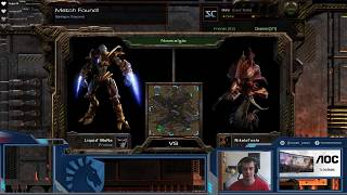 Another stream highlight game from 19.08.2017 stream. An unusual PvsZ from the ladder where things go south but the last thing I ...