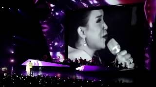 Video ROSSA & AFGAN - Cinta Dalam Hidupku // Konser Rossa The Journey of 21 Dazzling Years 13 April 2017 MP3, 3GP, MP4, WEBM, AVI, FLV Mei 2019