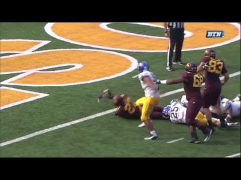 David Cobb Game Highlights vs San Jose St. 2014 video.