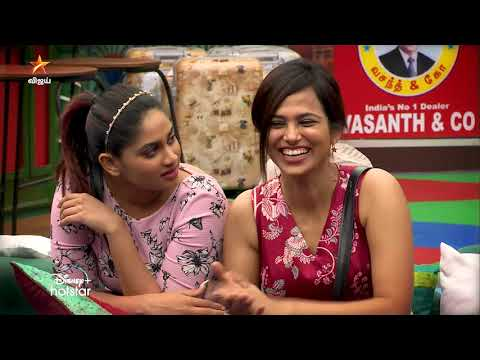 Bigg Boss Tamil Season 4  | 12th October 2020 - Promo 1