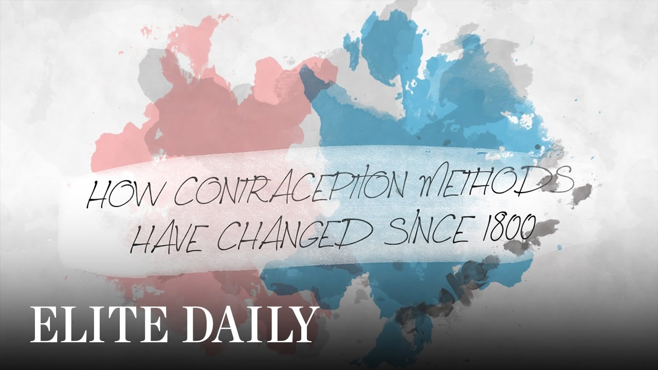 How Contraception Methods Have Changed Since The Year 1800