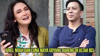 Video Ariel noah dan Luna maya goyang bareng di acara ultah BCL ke 36 MP3, 3GP, MP4, WEBM, AVI, FLV Maret 2019
