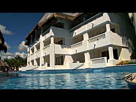 swim-out pool - Grand Riviera Princess