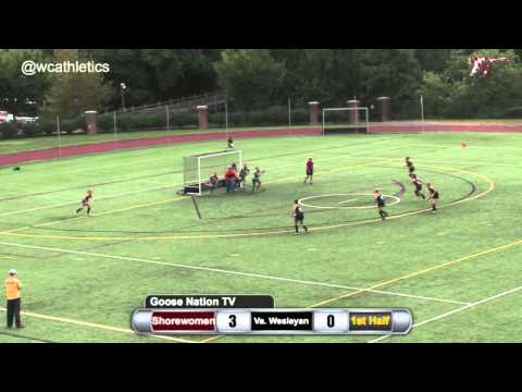 Field Hockey - Seven Goals v. Virginia Wesleyan