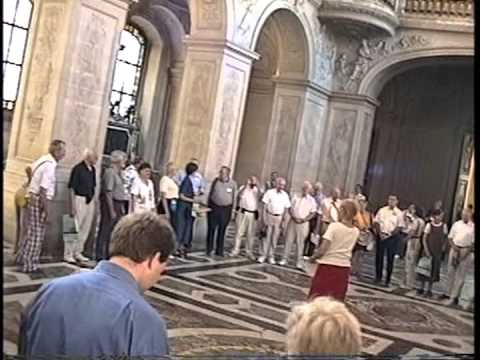 1997_July Delaware Valley Chorale The Royal Chapel of King Louis XIV