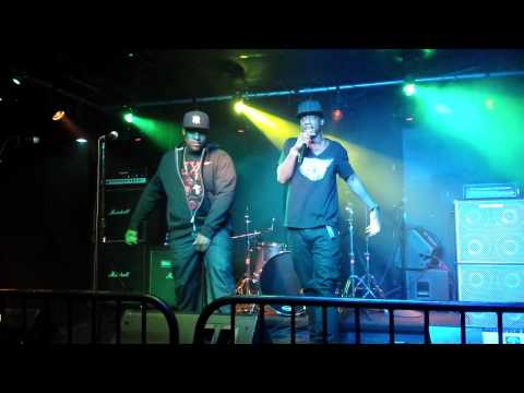 Niggas In Danger Rudy Rush & Hailz live performance