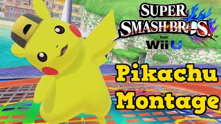 """CUTENESS STRIKES""   (Pikachu Montage)"