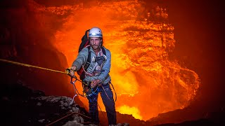 Expedition to the Heart of an Active Volcano | 360° Video by Red Bull