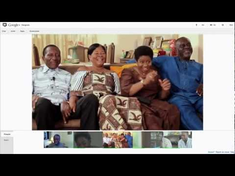 Image of Google+ Africa Brothers Promo Video
