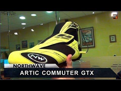 Test de las Northwave Artic Conmuter y las Extreme Winter GTX  BikeZona TV