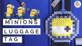 Learn how to make a perler beads minions luggage tag! This minion perler beads craft is easy, fun and SO CUTE. With perler beads keychains and luggage tags, you can decorate your suitcase (or backpacks) creatively. For more perler bead ideas and tutorials, go here: SELECT MATERIALS/ADS:Perler Beads: http://amzn.to/2uGZwm6 Perler Beads (neutral colors): http://amzn.to/2tNupZR Iron: http://amzn.to/2uH8rEf Iron Mat Cloth: http://amzn.to/2sIXDnD------ABOUT: Hello my crafty friends! I'm Jenny, from NYC, and I LOVE to craft. I've created hundreds of paper craft and origami tutorials, do-it-yourself (DIY) crafting tutorials, and general craft tutorials, so be sure to subscribe and check back frequently. :-)INSTAGRAM: https://Instagram.com/OrigamiTree/FACEBOOK: https://www.Facebook.com/OrigamiTreeSNAPCHAT: https://www.snapchat.com/add/OrigamiTreeTWITTER: https://Twitter.com/OrigamiTreePINTEREST: http://www.Pinterest.com/OrigamiTreeWEBSITE: http://www.OrigamiTree.comShare your crafts in the Fan Gallery (bit.ly/OTFanGallery), or on social media with #OrigamiTree. You may also visit OrigamiTree.com, for free craft tutorials, demos, printable origami paper, and more!Business Inquiries: JennyOrigamiTree@gmail.com