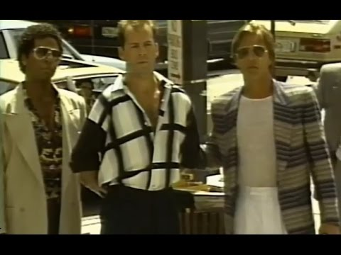 Miami Vice behind the scenes 1984-1985