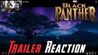 Video Black Panther Angry Trailer Reaction MP3, 3GP, MP4, WEBM, AVI, FLV Oktober 2017