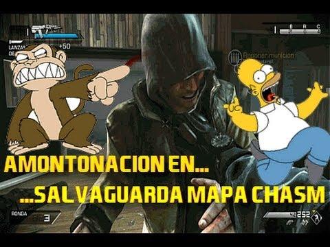 Chasm Playstation 4
