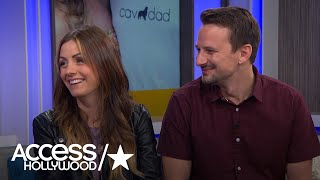 'Bachelor' Nation Newlyweds Carly Waddell & Evan Bass On Their Wedding & Baby-To-Be