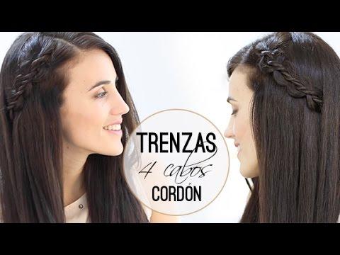 Cabos - LÉEME / DESPLIEGAME ♥ ♥ PEINADOS CON TRENZAS BONITOS