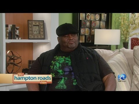 Comedian Lavell Crawford on THRS